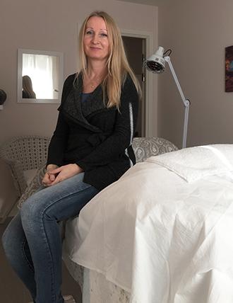 Akupunktør Edyta Hasselby